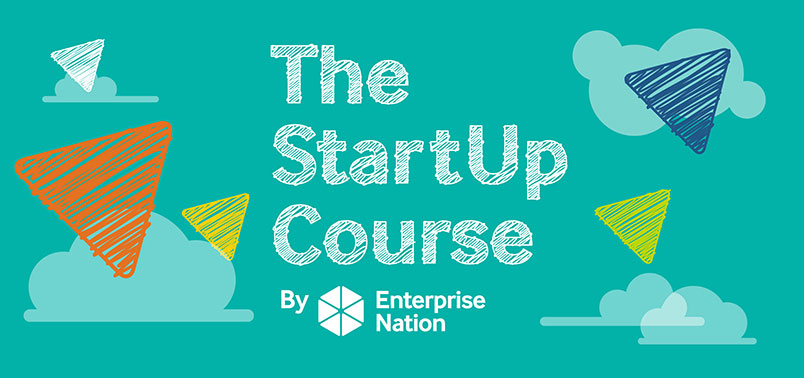 The Startup course logo