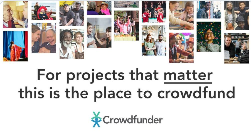 Crowdfunder are offering 100% free fundraising for your business #payitforward