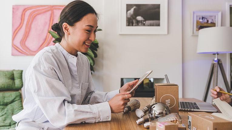 Alisha Zhang: 'We want to change people's perceptions of tech products'