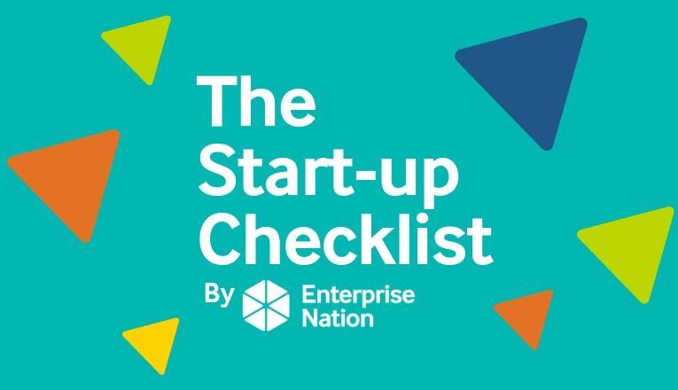 The start-up checklist logo