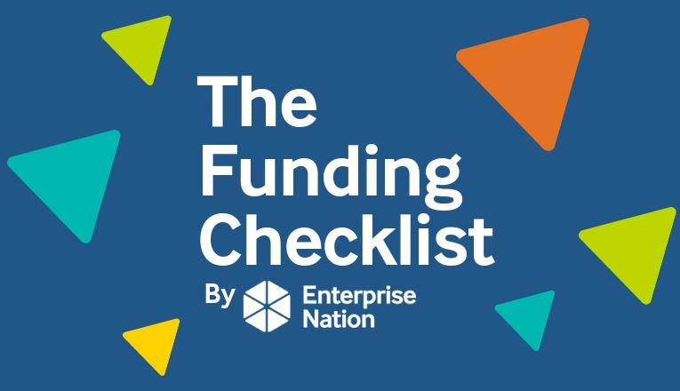 Funding checklist logo