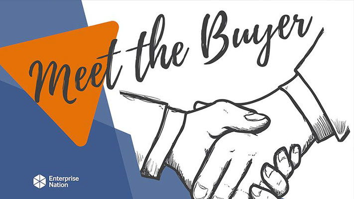 Meet the Buyer campaign logo
