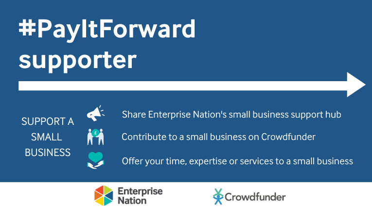 Crowdfunder and Enterprise Nation team up to offer free fundraising