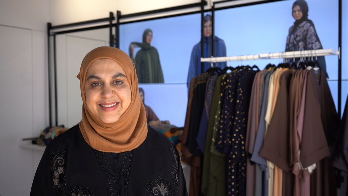 Rifhat Qureshi: 'I'm using fashion as a vehicle to support women'