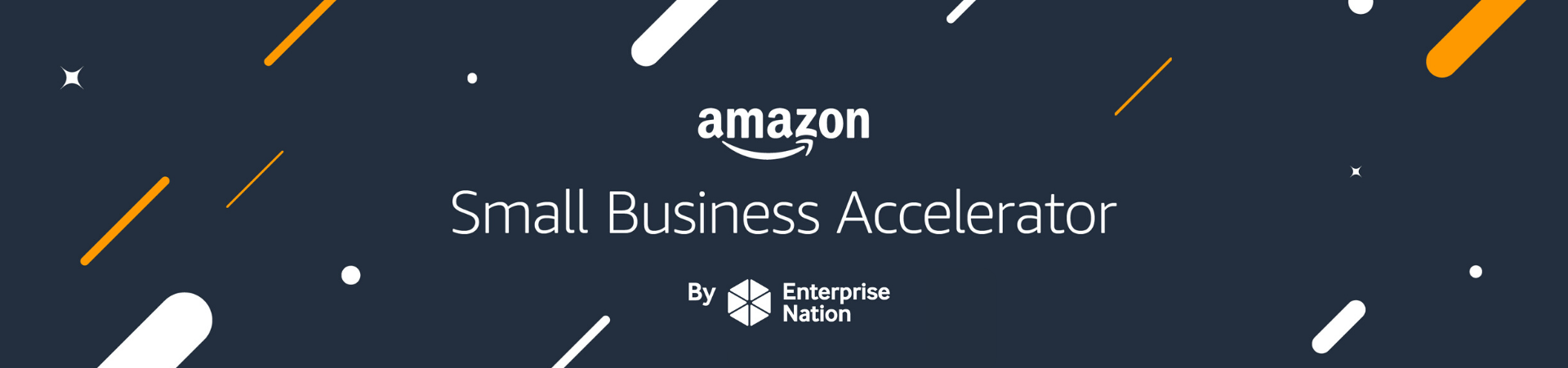 Join the Amazon Small Business Accelerator for free today