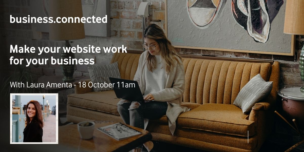 business.connected: Make your website work for your business