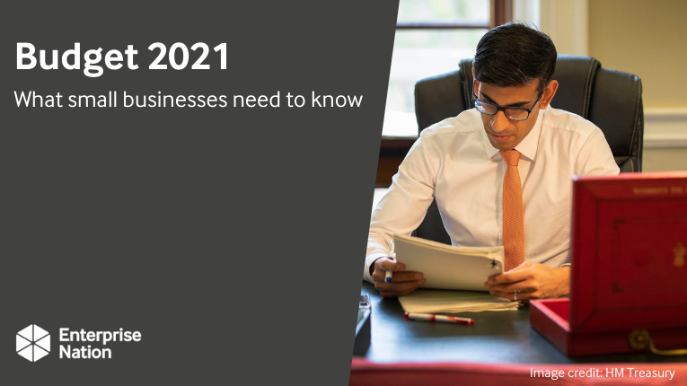 Budget 2021: What small businesses need to know