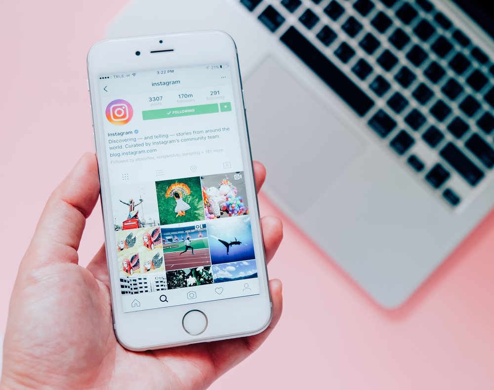How to grow your business through Instagram