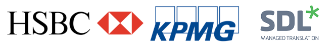 Hsbc Kpmg Sdl Logos