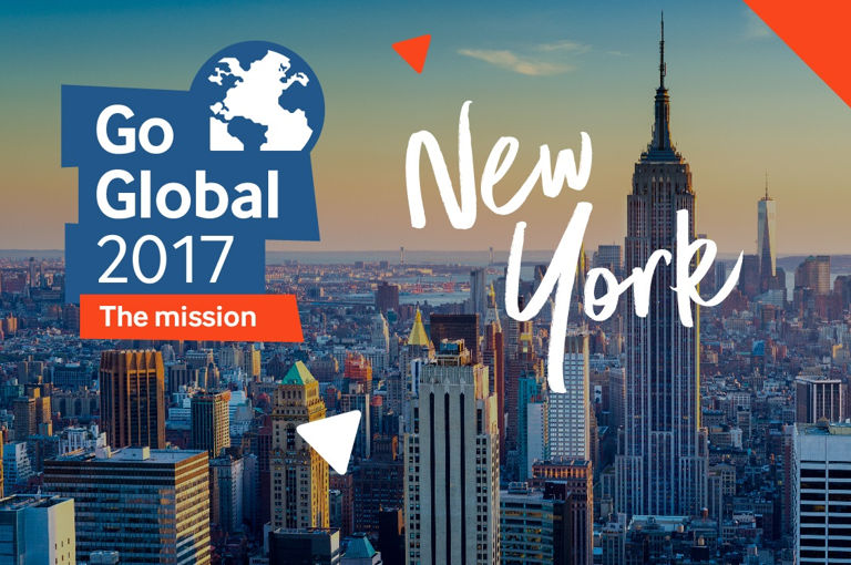 ANNOUNCEMENT: Go Global trade mission to New York for fashion, beauty and accessories brands