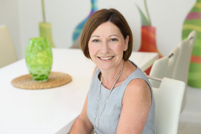 Gaynor Matthews, founder of WOW HOW