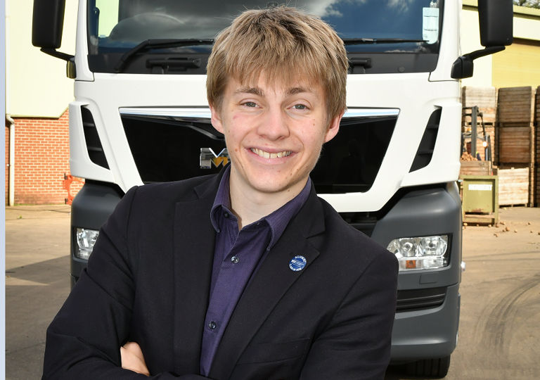 Ed Hollands, founder of DrivenMedia