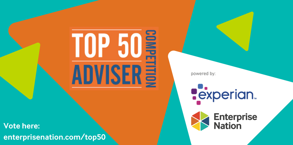 UK's top 50 business advisers revealed: Your chance to vote for the top 10